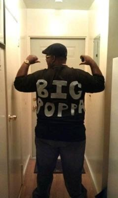 Notorious B.I.G Costume