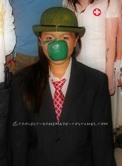 Son of Man by Rene Magritte Costume - 1