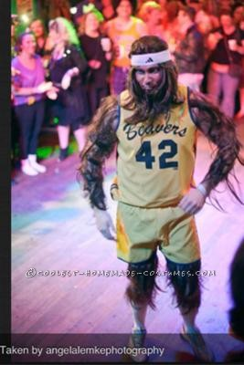 So each year my Fire Dept holds a charity 80\'s party to benefit a different organization. I could think of no better 80\'s costume than good ol