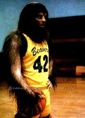Coolest Teen Wolf in Basketball Uniform Costume - 3