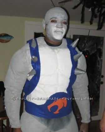 Thunder Cats Panthro on Thunder Cats Panthro Costume