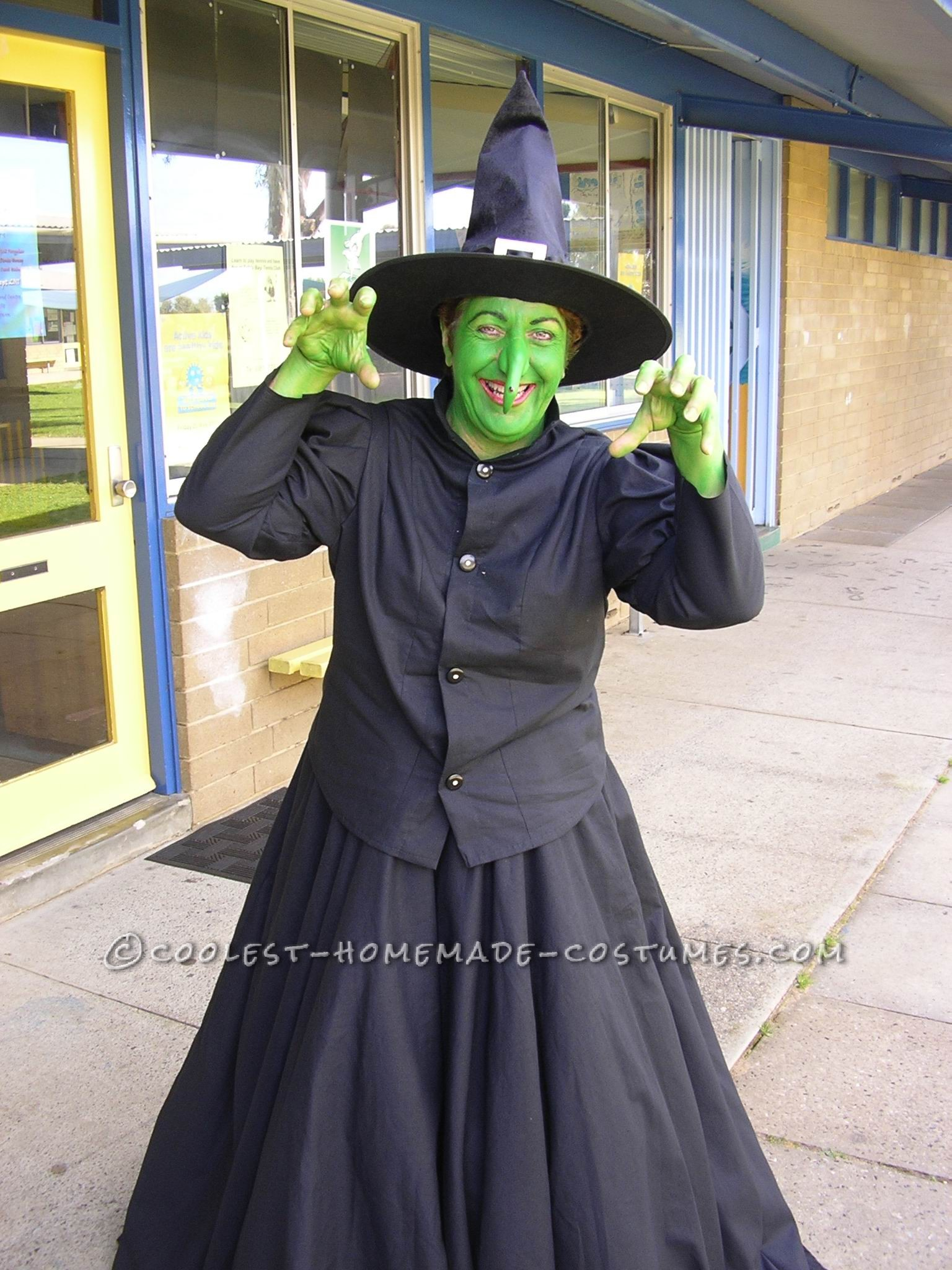 Coolest Wicked Witch Costume