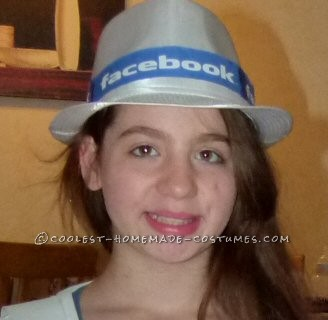 Facebook hat - Too cool!