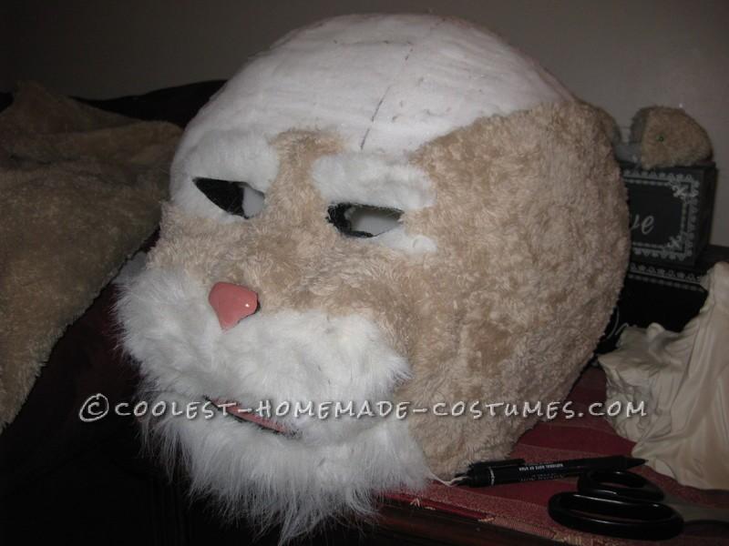 Adding faux fur pieces