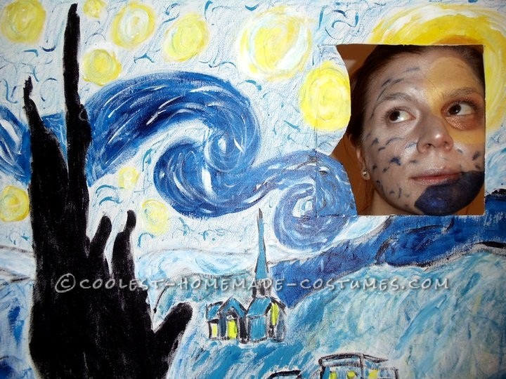 Fun Artist and Paintings Group Halloween Costume - 2