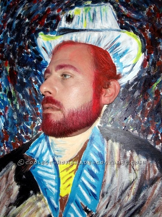 Fun Artist and Paintings Group Halloween Costume - 4