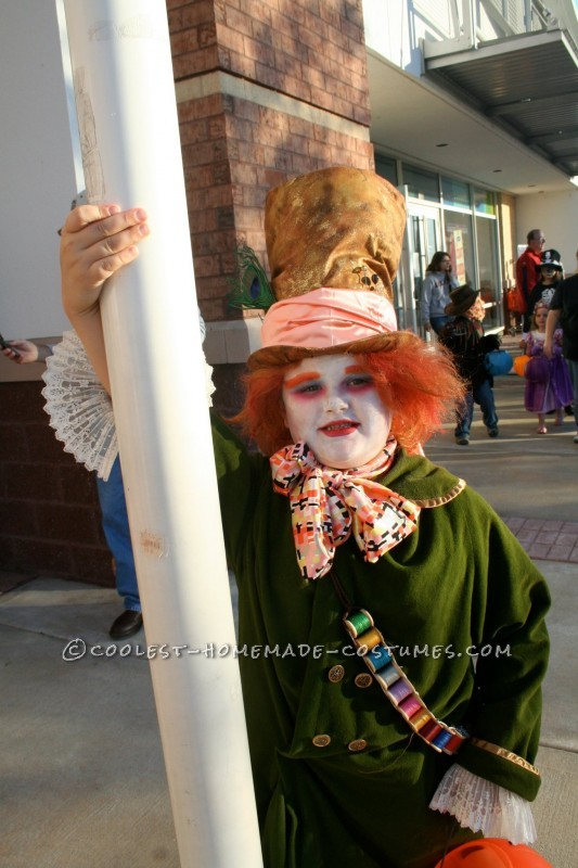 Awesome Mad Hatter Costume