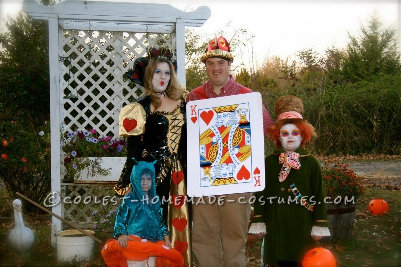 Awesome Mad Hatter Costume - 2