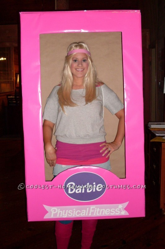 Physical Fitness Barbie