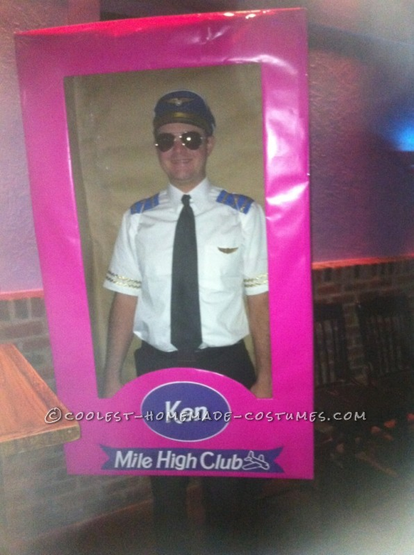 Mile High Club Ken