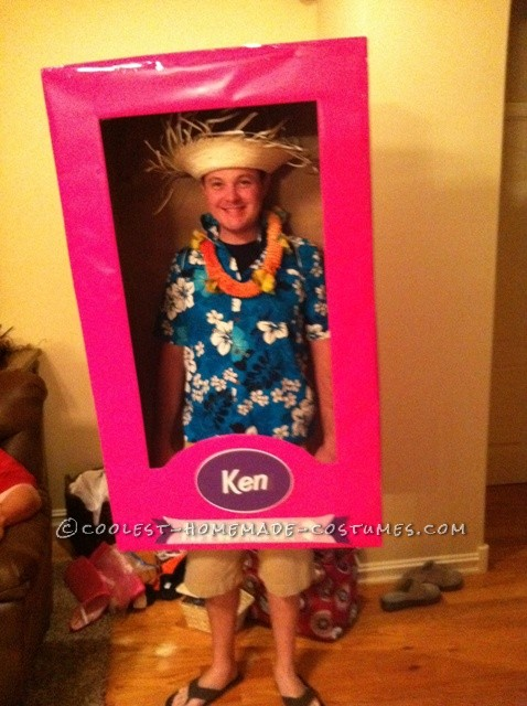Hawaiian Ken