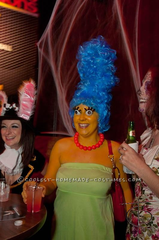 Best Marge Simpson Costume You'll Find!
