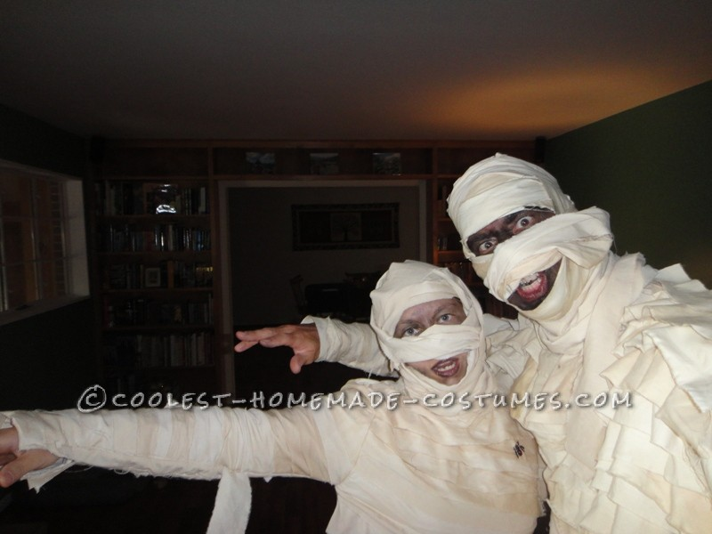Best Homemade Halloween Mummies Ever - 1