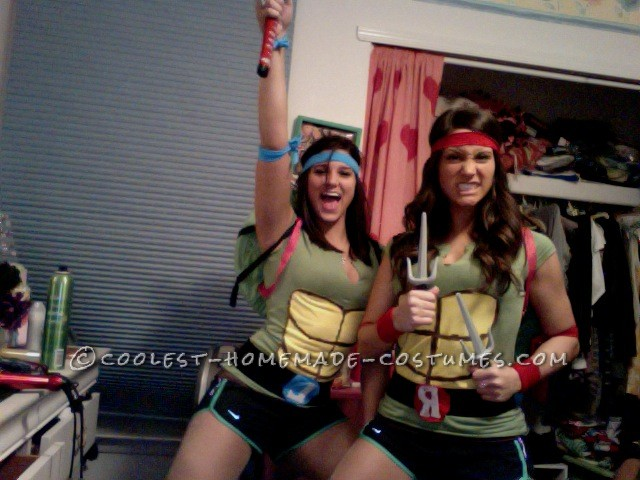 Best Homemade Ninja Turtle Costumes