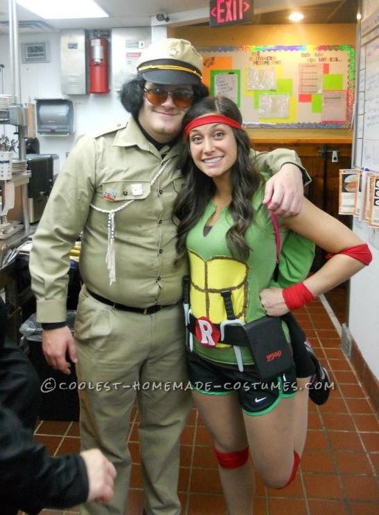 Best Homemade Ninja Turtle Costumes - 2