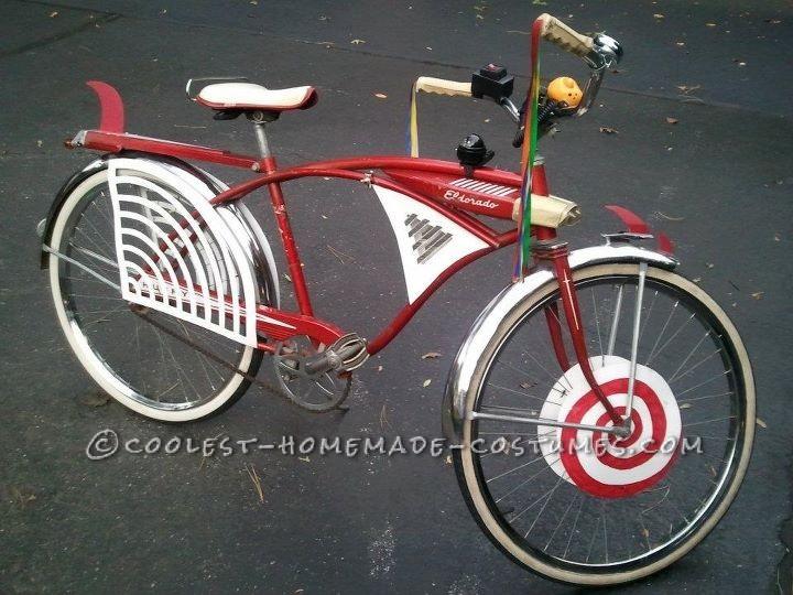 Pee Wee Herman Bike