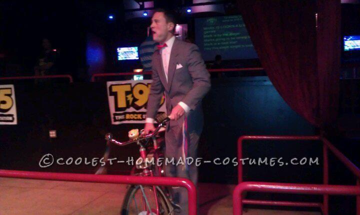 Pee Wee Herman on Stage