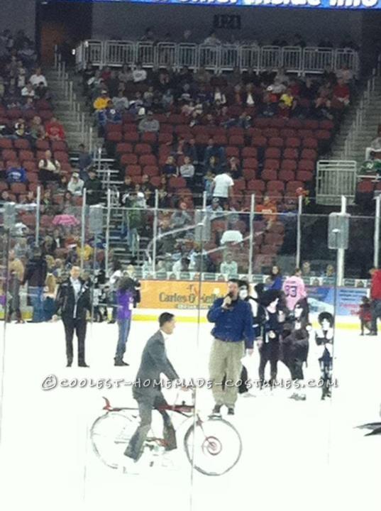 Pee Wee at Intrust Bank Arena, Wichita, KS