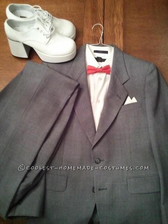 Pee Wee Herman Outfit