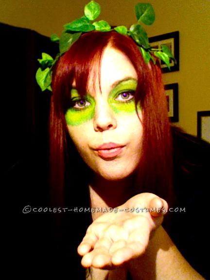 Coolest Poison Ivy Costume - 1
