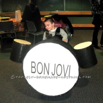 Derek is a 10 year old handicapped boy in a wheelchair. The only music that he will listen to is Bon Jovi. That is the only songs on his