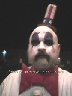Coolest Captain Spaulding Costume from House of 1,000 Corpses - 1