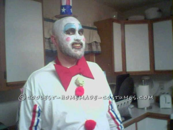Coolest Captain Spaulding Costume from House of 1,000 Corpses