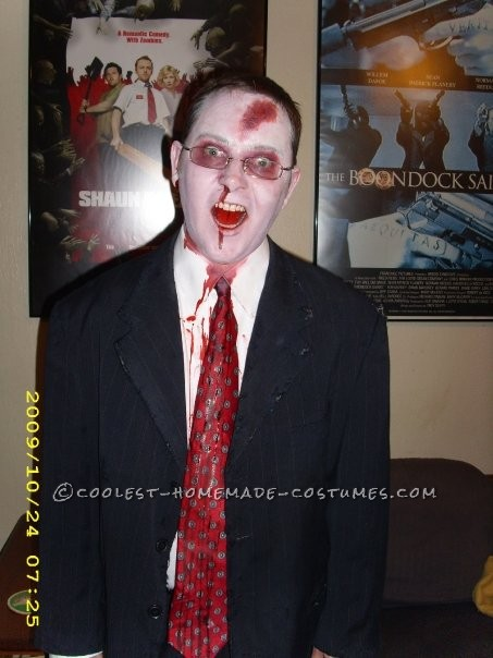 zombie prom king