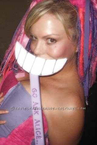 Original Cheshire Cat Costume for Women