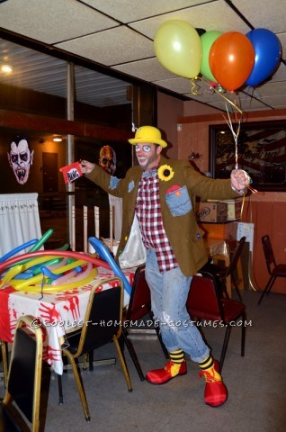 2011 = Circus people!<br /> I really can't tell you where everyone's costumes came from other than being pieced together from older costumes, thrifting,