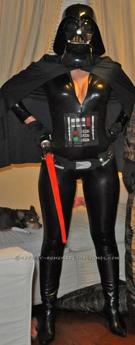 Coolest Darth Vader(ette) Costume for Women