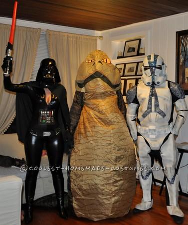 Coolest Darth Vader(ette) Costume for Women - 2