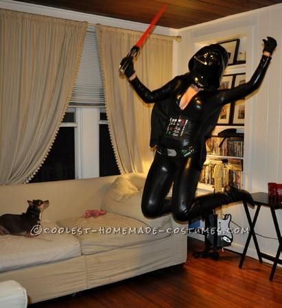 Coolest Darth Vader(ette) Costume for Women - 4