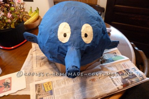 My nephew was looking for a really cool costume for his school's Halloween parade & party. I'm the crafty one in the family so I was called on