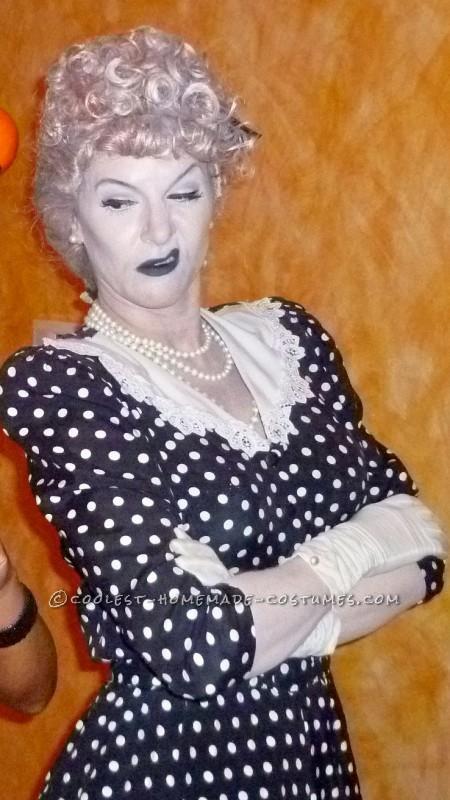 I Love Lucy Ethel Costume