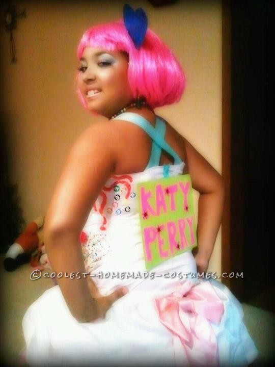 Coolest Girl's Katy Perry Candy Dress Costume
