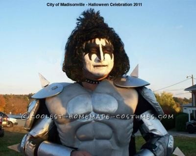 Coolest Kiss Gene Simmons Costume
