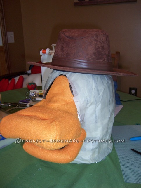 Coolest Perry the Platypus Costume - 1