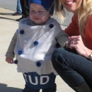"""Last year my 1 yr old son Sebastian went as a """"Stud Muffin"""", and I must say, I don't think that I could ever top it. I was looking for a"""