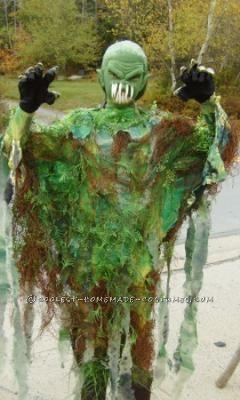 Coolest Swamp Costume