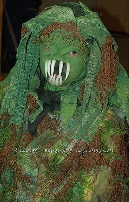 Coolest Swamp Lady Costume