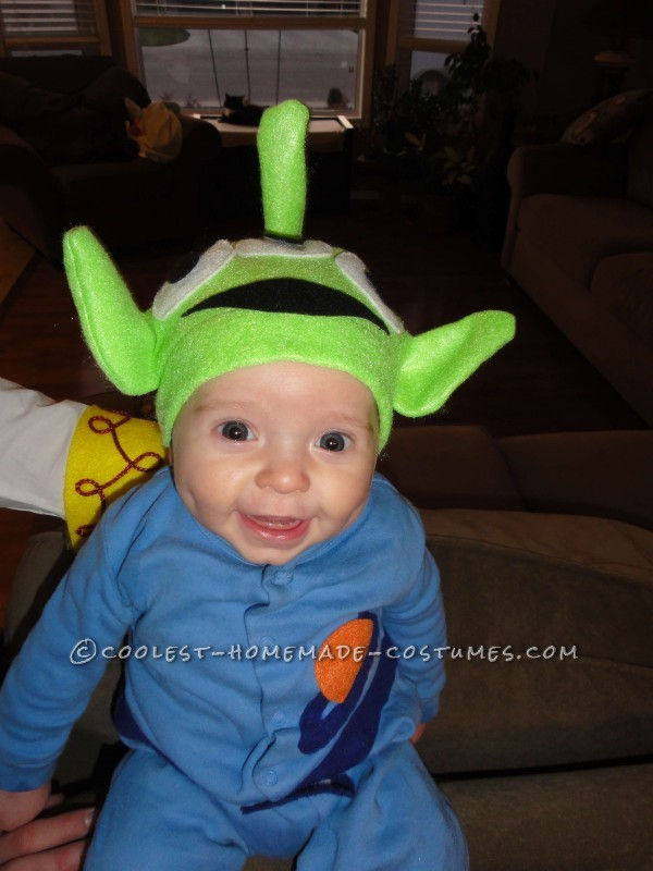 Coolest Toy Story Alien, Zurg and Jessie Costumes - 1