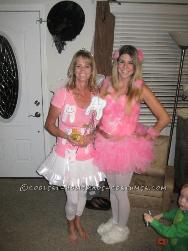 Coolest Adult Cotton Candy Costume - 1