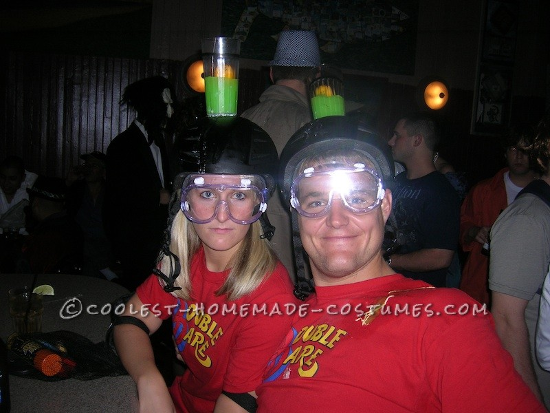 Coolest Double Dare Couples Halloween Costume