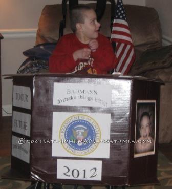 Derek for President