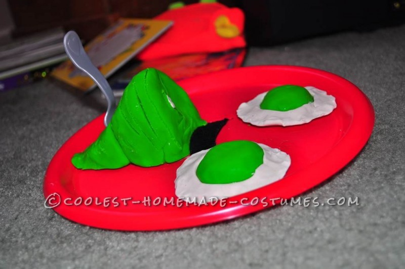 the green eggs and ham