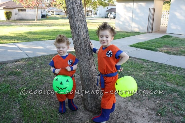I made these for my boys. I used a pattern for boys scrubs that I altered. I also used felt for the decal and just hand sew it together. It was a rea