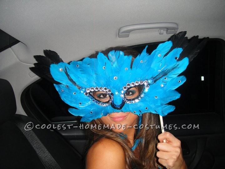 Sexy Exotic Birds Group Halloween Costumes - 6
