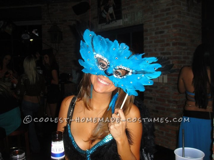 Sexy Exotic Birds Group Halloween Costumes - 7