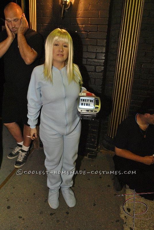 Original Carol Anne Costume from Poltergeist - 1